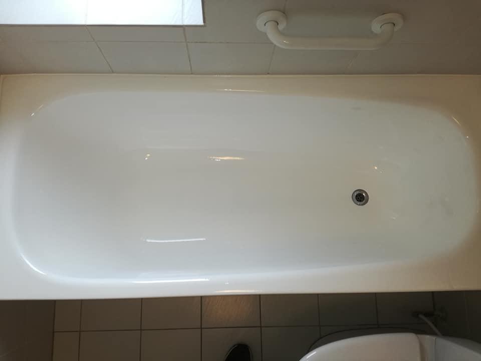 Re-emaljering af badekar